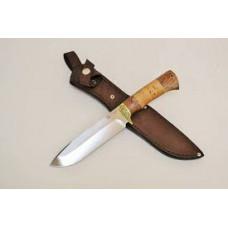Нож Кабан сталь 95х18 береста
