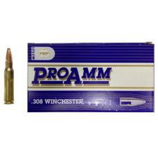 308 Win Патроны PMP 11.66гр. (180grn) SP ProAmm